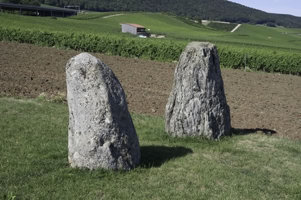 menhirs south
